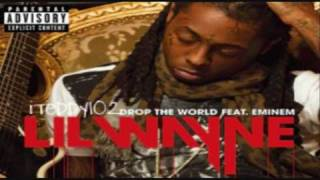 Lil Wayne - Drop The World [MP3/Download Link] + Full Lyrics
