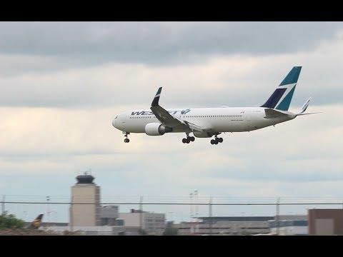 [HD] Spotting @ Winnipeg International Airport - Volume 1
