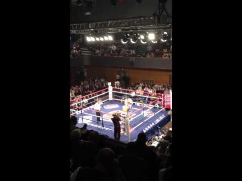 Thomas Costello wins fights no 11!