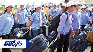 15 tỉnh sẽ bị cấm đưa lao động sang Hàn | VTC