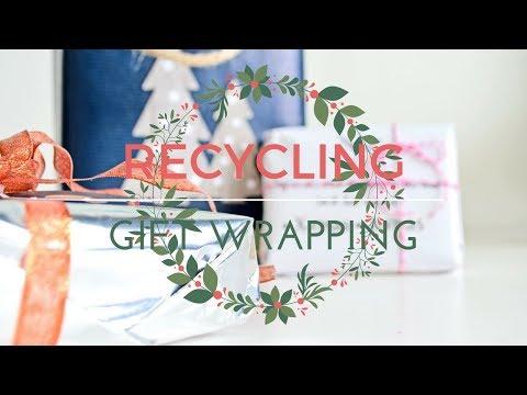 Jak zapakować prezenty? Pomysły DIY z RECYKLINGU!!!
