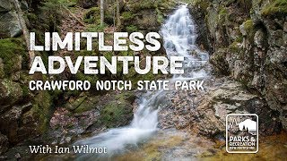Limitless Adventure: Waterfalls of Crawford Notch