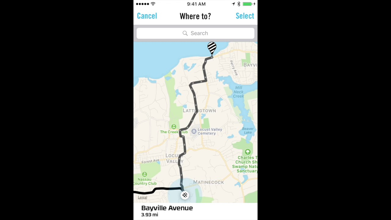 How to Use Wahoo Route Me Anywhere Turn by Turn Navigation on the ELEMNT  Bike Computer