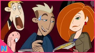 Kim Possible's Hottest Hook-Ups