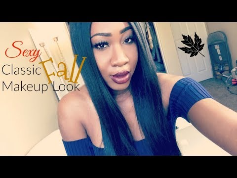 Classic Sexy Fall Makeup For Women Of Color | Lara A.
