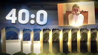 МНЕ ПОВЕЗЛО!!! НАГРАДА ЗА 40:0 И ПАКИ С ИКОНАМИ