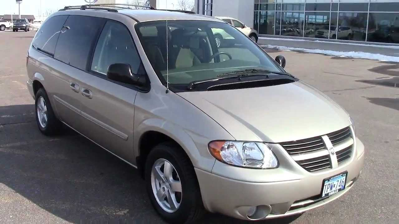 2006 dodge grand caravan sxt 7 passenger youtube. Cars Review. Best American Auto & Cars Review