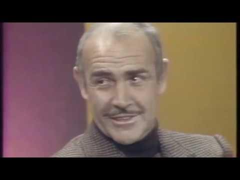 Bill Boggs Interviews Sean Connery -- Complete Version