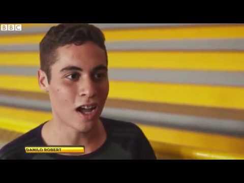 BBC Sport  Futsal  the game behind Brazil's superstars