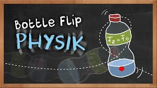 Bottle Flip Physik