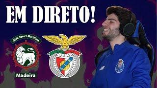 Cs Maritimo X Sl Benfica | Em Direto!