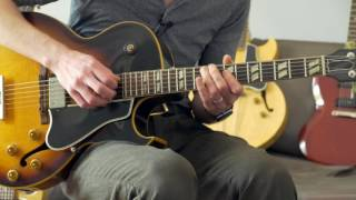1960 Gibson ES-175D with PAF's - Atoyboy Guitars