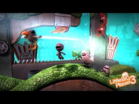 LittleBigPlanet 3 Review for the PlayStation 4
