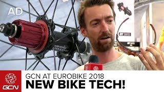 Eurobike 2017: NEW Road Bike Tech For 2018 From The World's Biggest Cycling Show