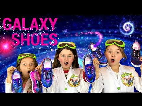 Galaxy Shoes DIY!  How To Make Galaxy Shoes