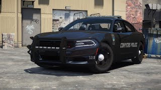 GTA IV 2015 Dodge Charger - Conyers PD