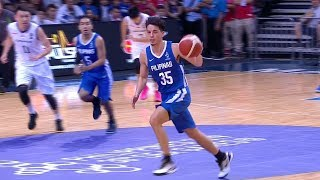 Highlights: Philippines vs Singapore | 5X5 Basketball M Prelim Round | 2019 SEA Games