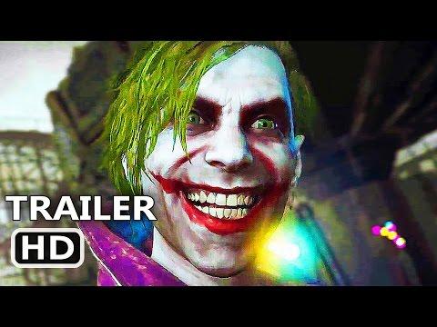 PS4 - Injustice 2 : Joker Gameplay