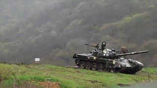 Нагорный Карабах: третий день боёв
