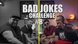 BAD JOKES CHALLENGE | feat. Unboxholics, Maliatsis Tube