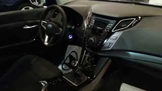 interior Nuevo Hyundai i40 2014 versin para Colombia FULL HD