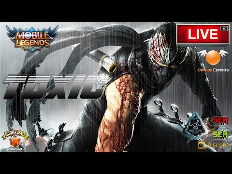 [Mobile Legends] Rank With Kunyit 🔘 LIVE | Malaysia