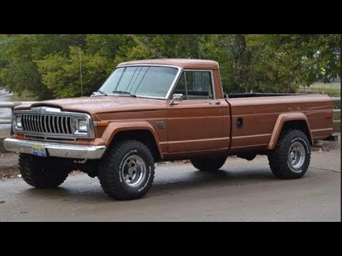 Jeep J10 Honcho 1983 Youtube