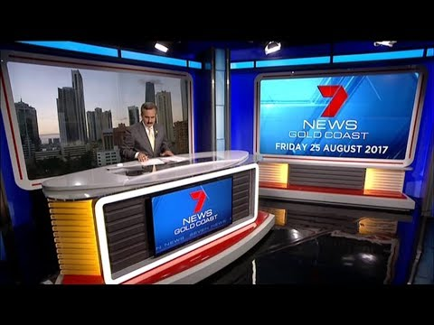 Seven Gold Coast News - 25 August 2017