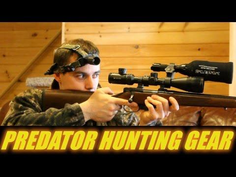 Coyote - Fox - Predator Hunting Gear