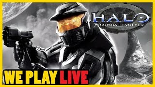 We Play... Halo: Combat Evolved - FORWARD UNTO SPACE