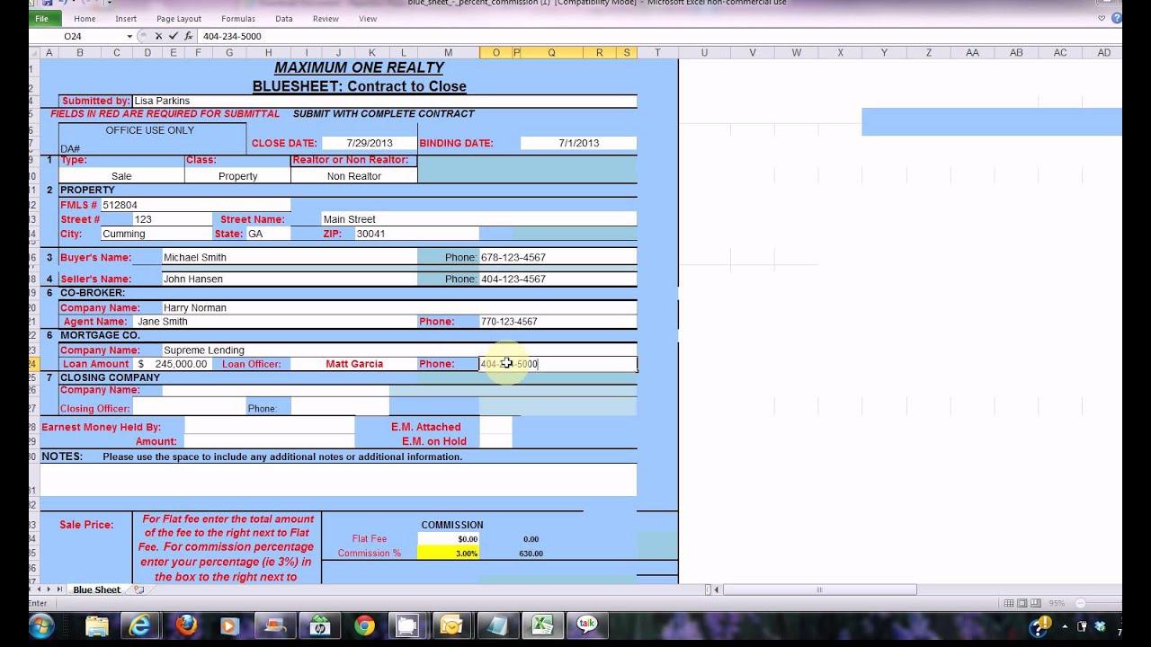 Blue Sheet - YouTube
