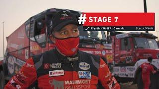 Mammoet Rallysport: Stage 7