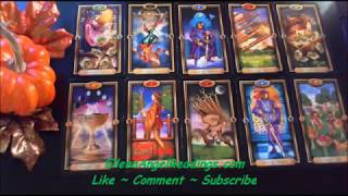 Taurus ~ Love & Money ~ Oct 2018 Clairvoyant Psychic Tarot Reading