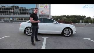 Test Drive - Audi A6 3.0 TFSI в кузове C7 (часть первая)