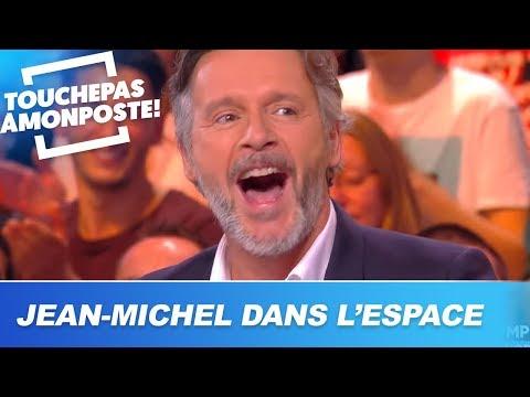Jean-Michel Maire gagne un voyage dans l'espace