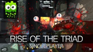 ► First Boot : Rise of the Triad Singleplayer thumbnail