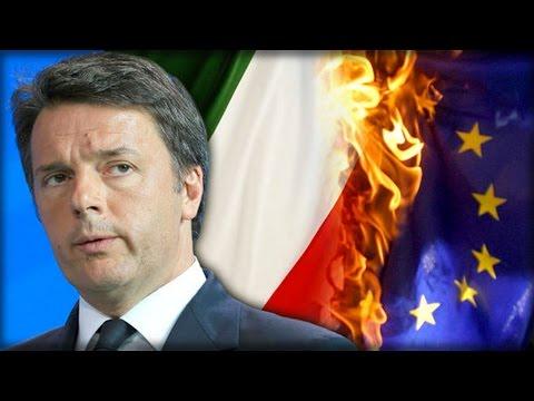 ITALY REFERENDUM TRIGGERS ALARMS ACROSS EUROPE & AMERICA
