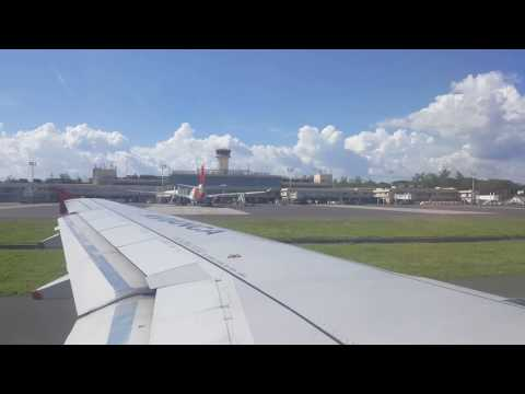 Avianca Airlines: Take Off from San Salvador SAL-JFK