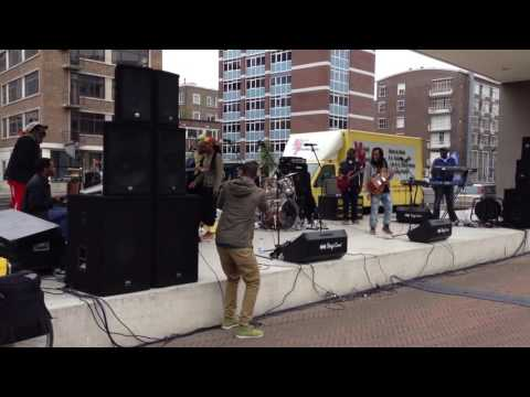 Holland - Street music - Rotterdam