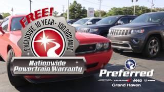 Save $1,000 | Preferred Chrysler Dodge Jeep RAM Grand Haven
