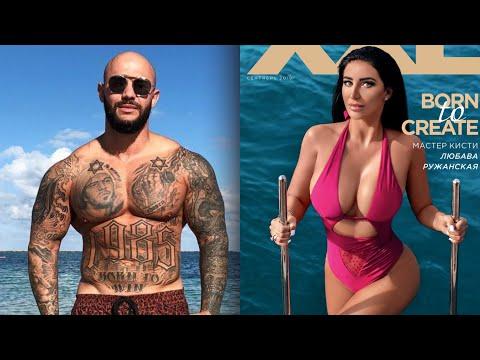 Джиган изменяет жене / Джиган отдохнул на яхте с моделями / Оксана Самойлова