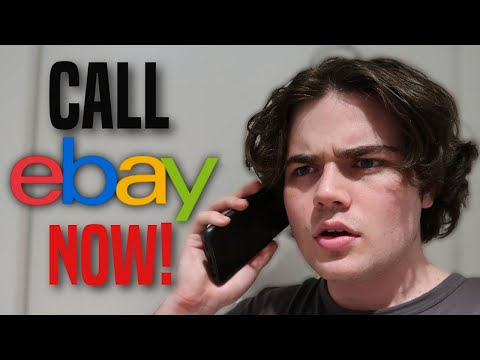 How To CALL EBAY Customer Support 2020 | Works Globally! (UK, AU, US)