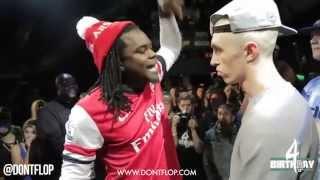 Arsonal - Battle Rap Quote #2 - Dead Uncle line against Shotty Horroh