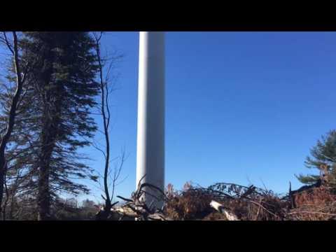Wind Turbine • Mount Wachusett Community College