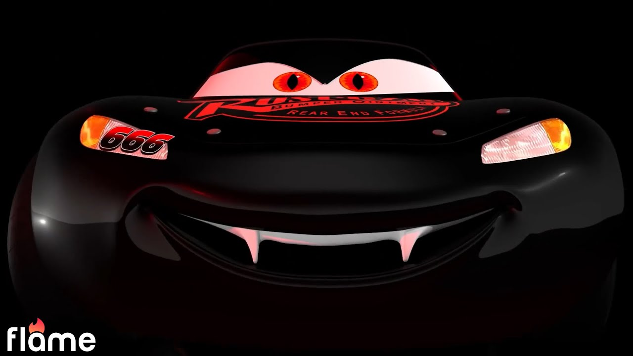 Download Eiffel 65 - Blue (KNY Factory Remix) / Vampire Cars 💀 Vampire McQueen