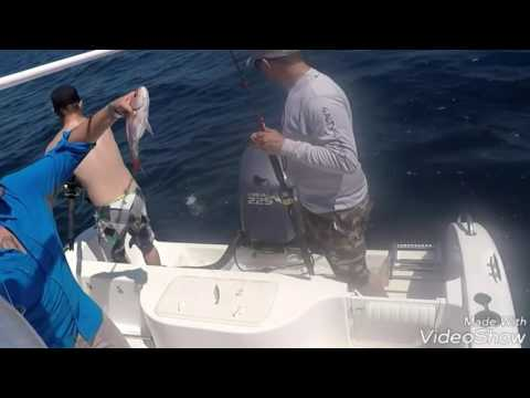 Skinny Water Vets Offshore Fishing