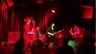 Roxanne de Bastion: Red and White Blood Cells - Live at the Lexington 02.06.12
