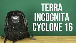 Розпакування Terra Incognita Cyclone 16 Чорний