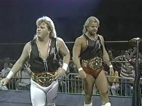 NWA World Wide Wrestling 7/11/87