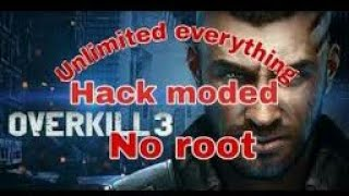 Overkill 3 Unlimited Mod Apk